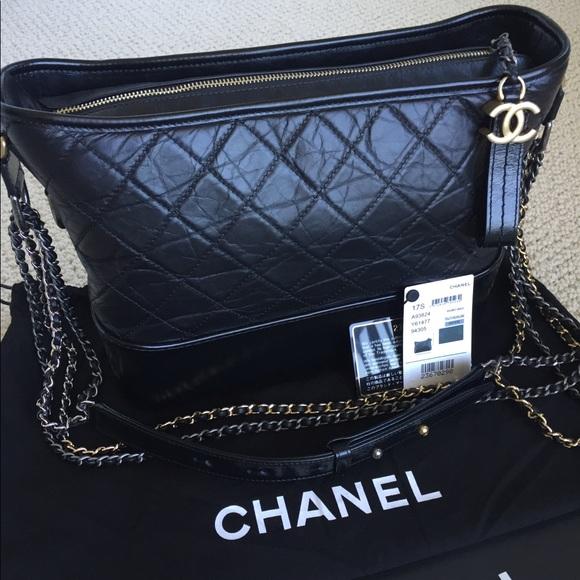 3f58b8e149a3b8 CHANEL Handbags - CHANEL Black GABRIELLE BAG❣ ❣️